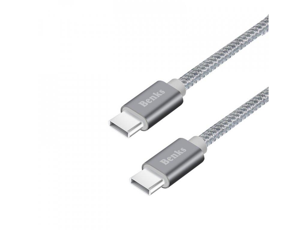 Benks kabel USB-C - USB-C