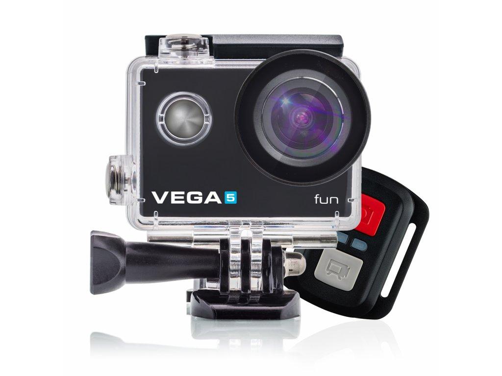 Akční kamera Niceboy® VEGA 5 fun + dálkové ovládání