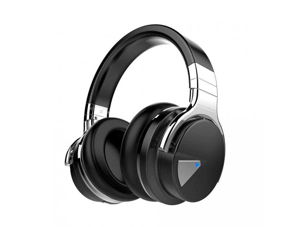 Sluchátka Cowin E7 ANC černá