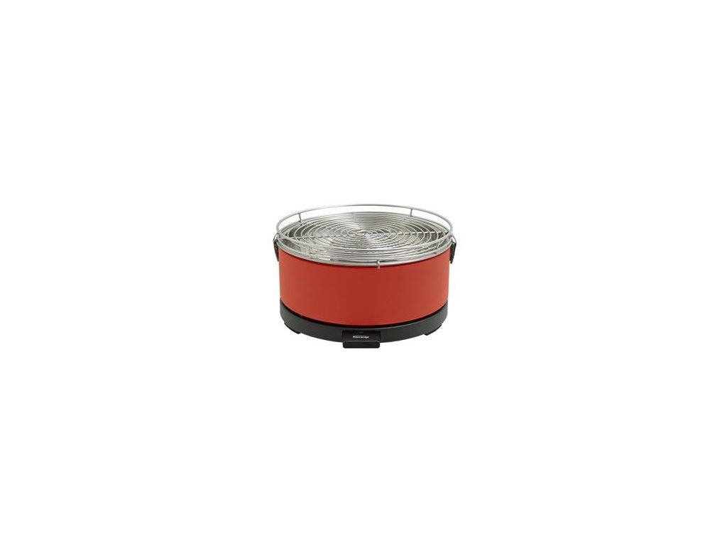 Feuerdesign stolní gril Mayon - červený