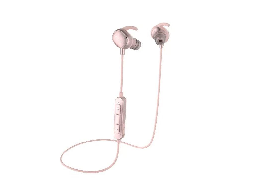 bezdrátova sportovní sluchátka qcy qy19 phantom růžové 1