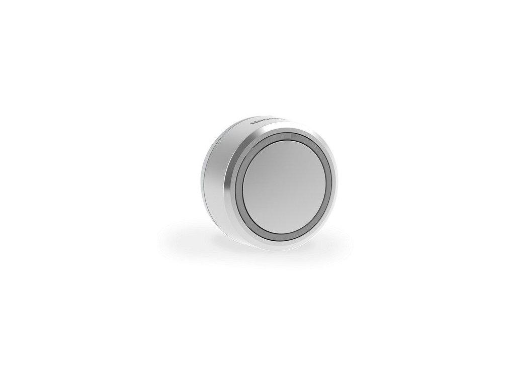 Honeywell DCP711G bezdrátové tlačítko ke zvonku kulaté, šedé