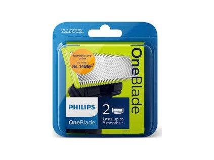 Philips OneBlade QP220/55 náhradní břity 2 ks