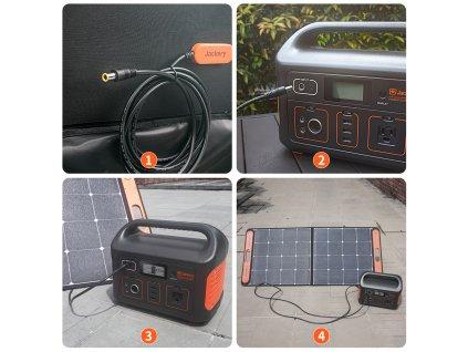 solarni panel jackery solarsaga 100w ilin cz9