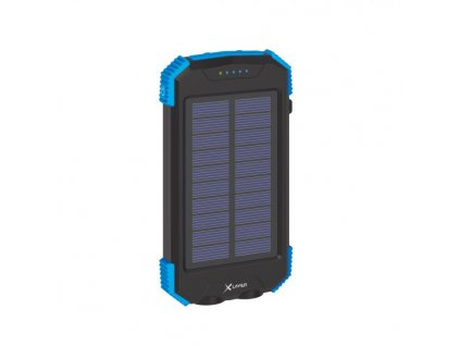 xlayer powerbanka plus solar qi wireless 10000mah cerna modra ilin.cz2
