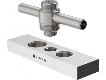Natahovací nástroj pro hadice MERABELL FLEXI DN12, DN15, DN20