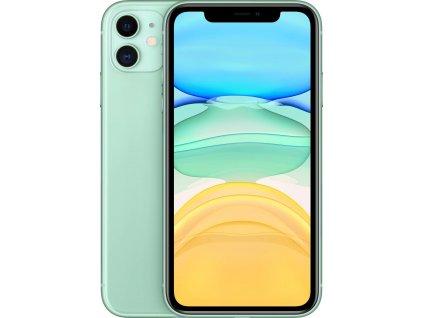 Mobilní telefon Apple iPhone 11 64GB Zelená