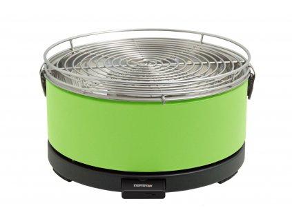 Feuerdesign stolní gril Mayon - zelený